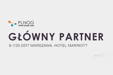 Atman Glownym Partnerem konferencji PLNOG18