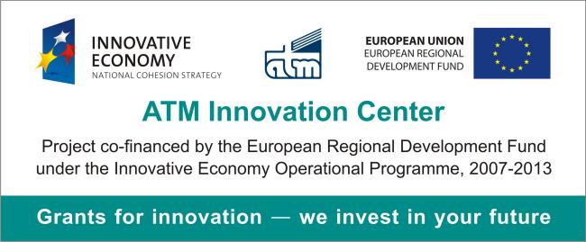 ATM Innovation Center Project banner